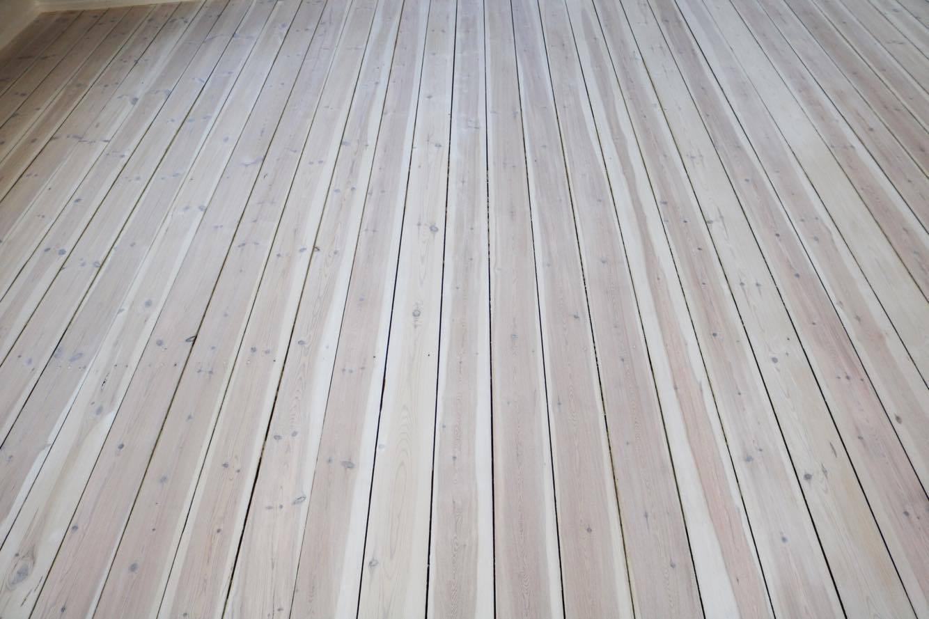Frisk boligen op med en gulvafslibning